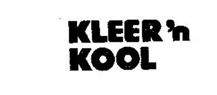 KLEER 'N KOOL