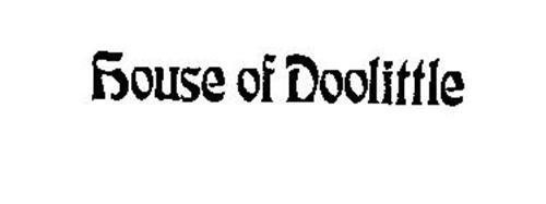 HOUSE OF DOOLITTLE
