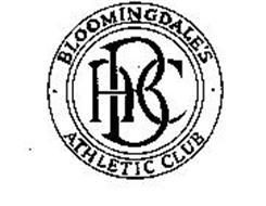 ABC BLOOMINGDALE'S ATHLETIC CLUB