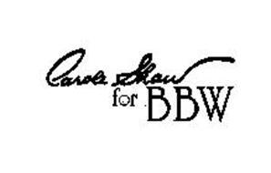 CAROLE SHAW FOR BBW