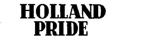 HOLLAND PRIDE