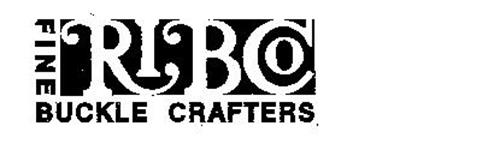 RIBCO FINE BUCKLE CRAFTERS