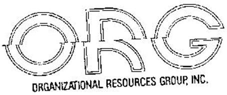 ORG/ORGANIZATIONAL RESOURCES GROUP, INC.