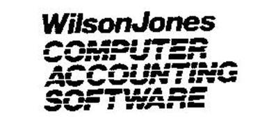 WILSON JONES COMPUTER ACCOUNTING SOFTWARE