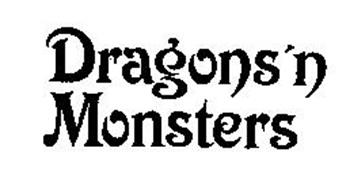 DRAGONS'N MONSTERS