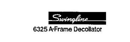 SWINGLINE 6325 A-FRAME DECOLLATOR