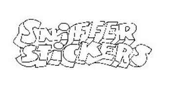 SNIFFER STICKERS