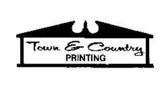 TOWN & COUNTRY PRINTING