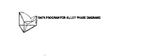 DATA PROGRAM FOR ALLOY PHASE DIAGRAMS