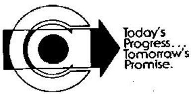 TODAY'S PROGRESS...TOMORROW'S PROMISE