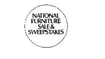 NATIONAL FURNITURE SALE & SWEEPSTAKES