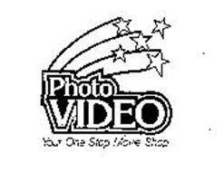 PHOTO VIDEO YOUR ONE STOP MOVIE SHOP