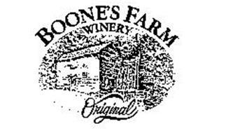 BOONE'S FARM WINERY ORIGINAL