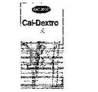 FORT DODGE CAL-DEXTRO K K