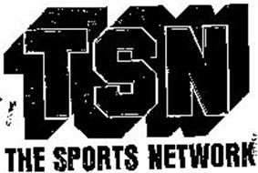 TSN THE SPORTS NETWORK