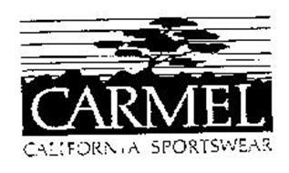 CARMEL CALIFORNIA SPORTSWEAR
