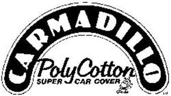 CARMADILLO POLYCOTTON SUPER CAR COVER