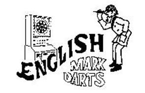 ENGLISH MARK DARTS