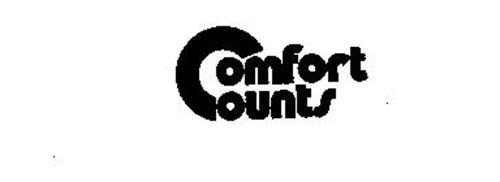 COMFORT COUNTS