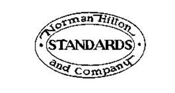 STANDARDS NORMAN HILTON AND COMPANY