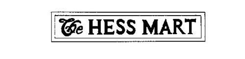 THE HESS MART