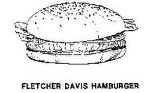 FLETCHER DAVIS HAMBURGER