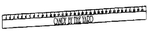 CANDY BY THE YARD