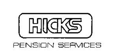 HICKS PENSION SERVICES