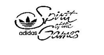ADIDAS SPIRIT OF THE GAMES