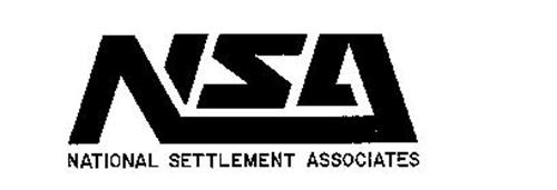 NSA NATIONAL SETTLEMENT ASSOCIATES