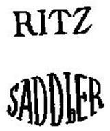 RITZ SADDLER