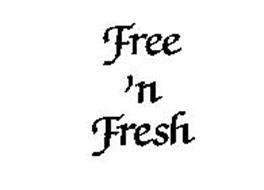 FREE 'N FRESH