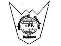 I.F.B. INTERNATIONAL FREEDOM BUILDERS