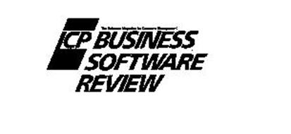 ICP BUSINESS SOFTWARE REVIEW THE SOFTWARE MAGAZINE FOR CORPORATE MANAGEMENT