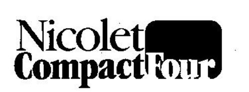 NICOLET COMPACT FOUR