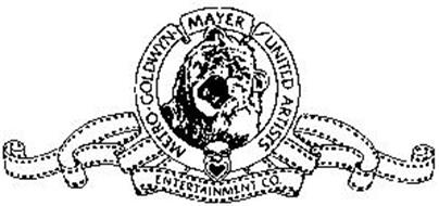 metro goldwyn mayer united artists entertainment co trademark of