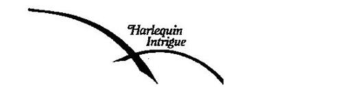 HARLEQUIN INTRIGUE