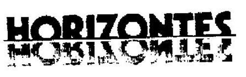 HORIZONTES HORIZONTES