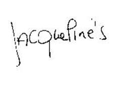JACQUELINE'S