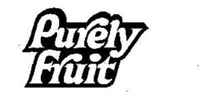 PURELY FRUIT