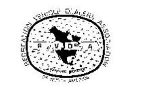 RVDA RECREATION VEHICLE DEALERS ASSOCIATION OF NORTH AMERICA APPROVED MEMBER