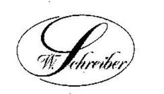 W. SCHREIBER