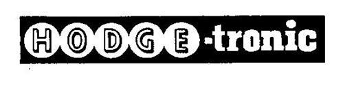 HODGE-TRONIC