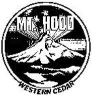 MT. HOOD WESTERN CEDAR