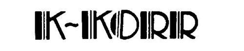 K-KORR