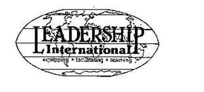 LEADERSHIP INTERNATIONAL EQUIPPING FACILLITATING TEACHING