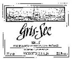 GRIS-SEC BRUT VINO SPUMANTE A FERMENTAZIONE NATURALE CANTOR S.R.L.-VILLANOVA-VENEZIA PRODOTTO IN ITALIA