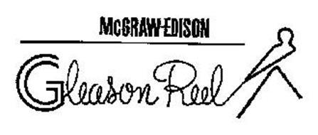MCGRAW-EDISON GLEASON REEL
