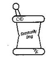 C/D COMMUNITY DRUG RX