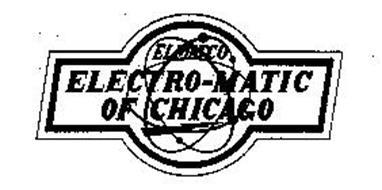 ELMATCO ELECTRO-MATIC OF CHICAGO